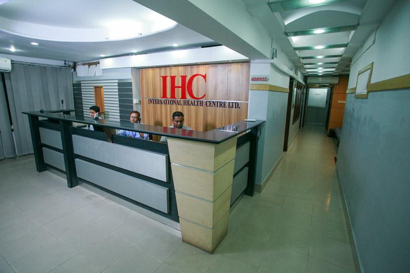 Welcome to International Health Centre Ltd